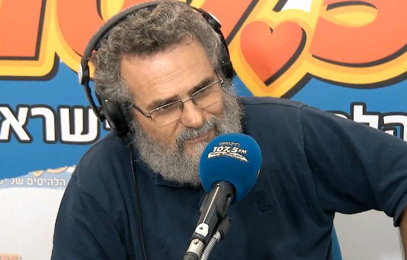 הרב דובי חיון | צילום: רדיו חיפה