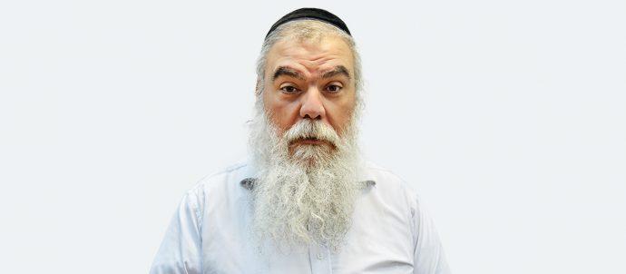 הרב רפאל מאמו | צילום: רדיו 99.5 חם אש